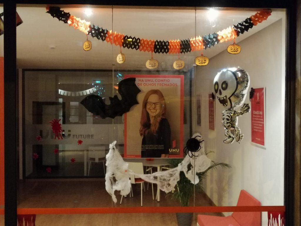 Grupo NBrand - Media - Agências UNU comemoram o Halloween