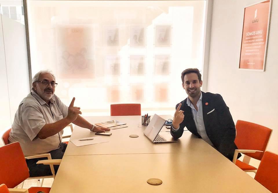 Grupo NBrand - Media - Imobiliária Nacional assina contrato de franchising para Portimão