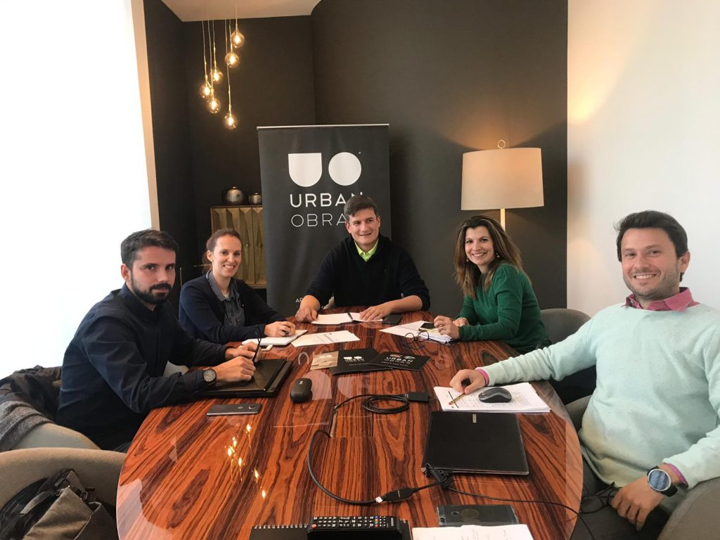 Grupo NBrand - Media - Urban Obras abre duas unidades em Guimarães