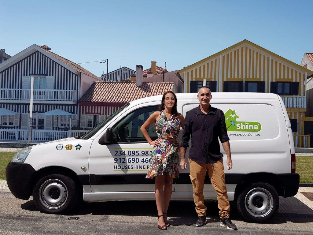 Grupo NBrand - Media - Nova unidade House Shine em Aveiro