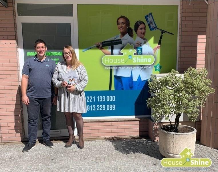 Grupo NBrand - Media - House Shine chega a Paredes