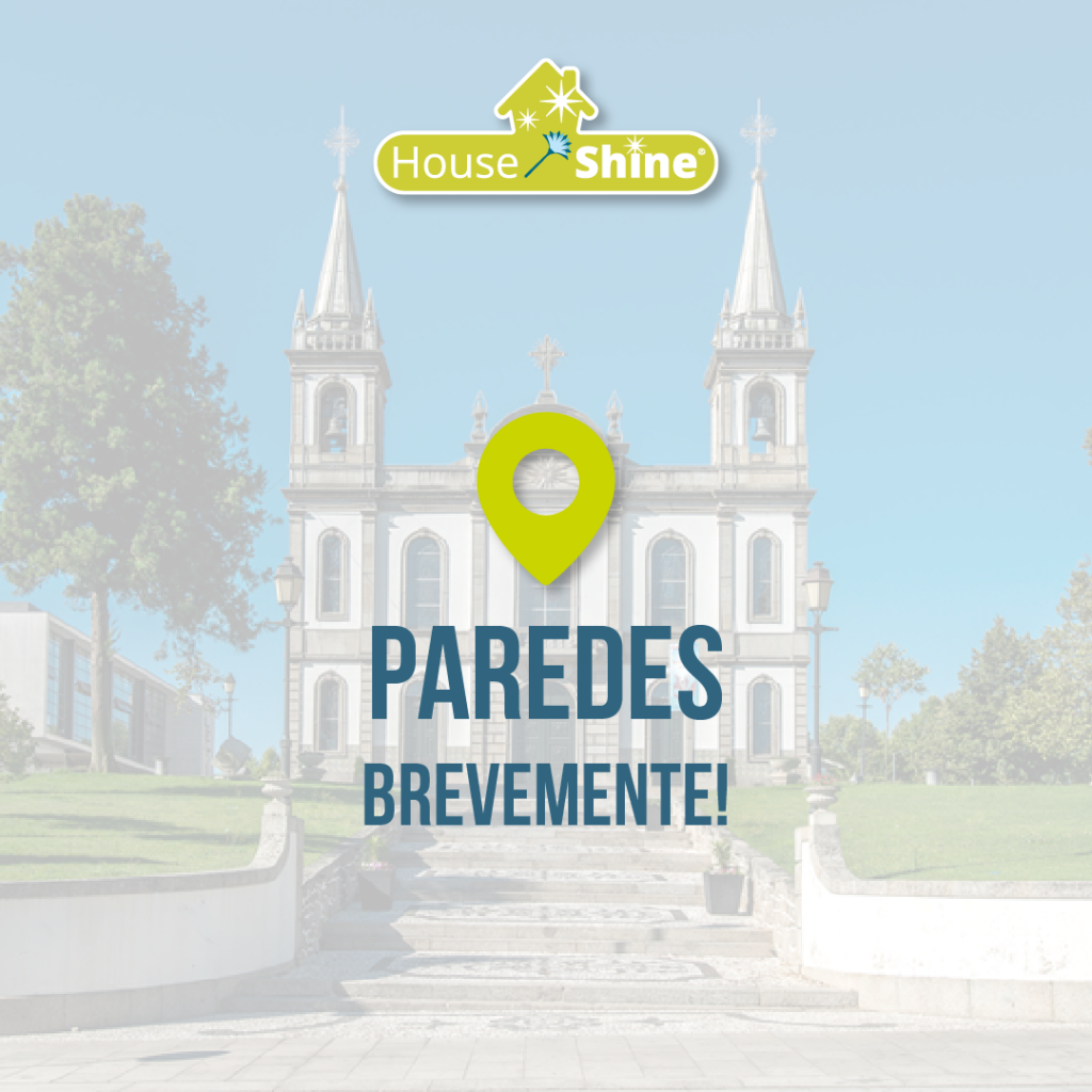 Grupo NBrand - Media - House Shine prestes a abrir unidade em Paredes