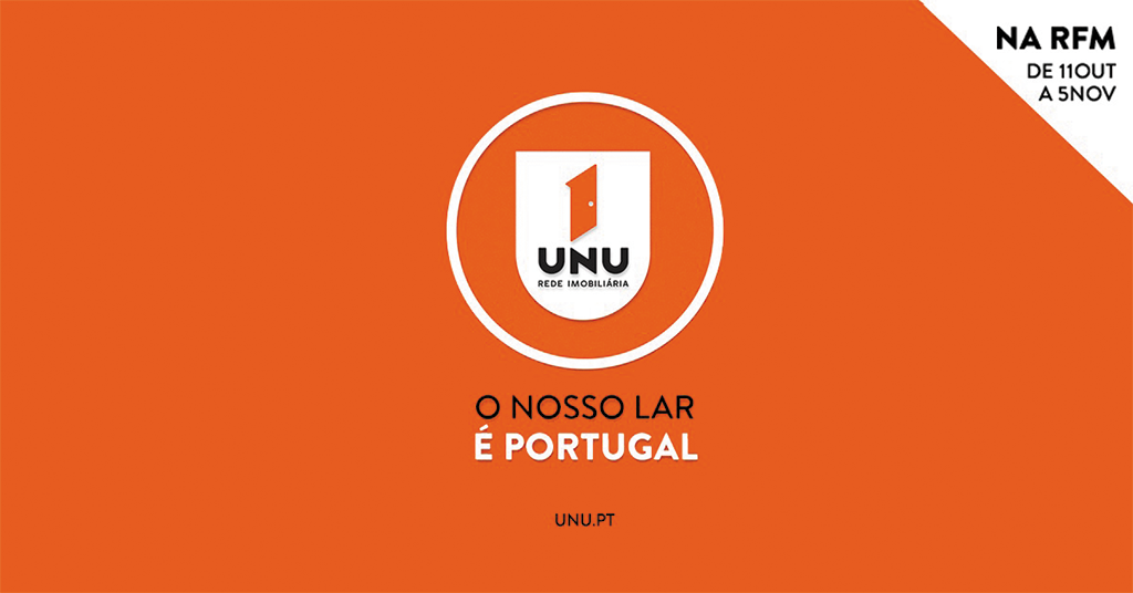 Grupo NBrand - Media - UNU Rede Imobiliária continua investimento na notoriedade, marcando presença na RFM