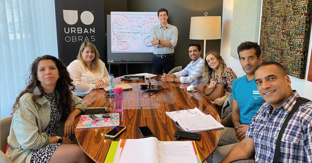 Grupo NBrand - Media - Urban Obras promove ação de formação e prepara abertura de novos ateliers